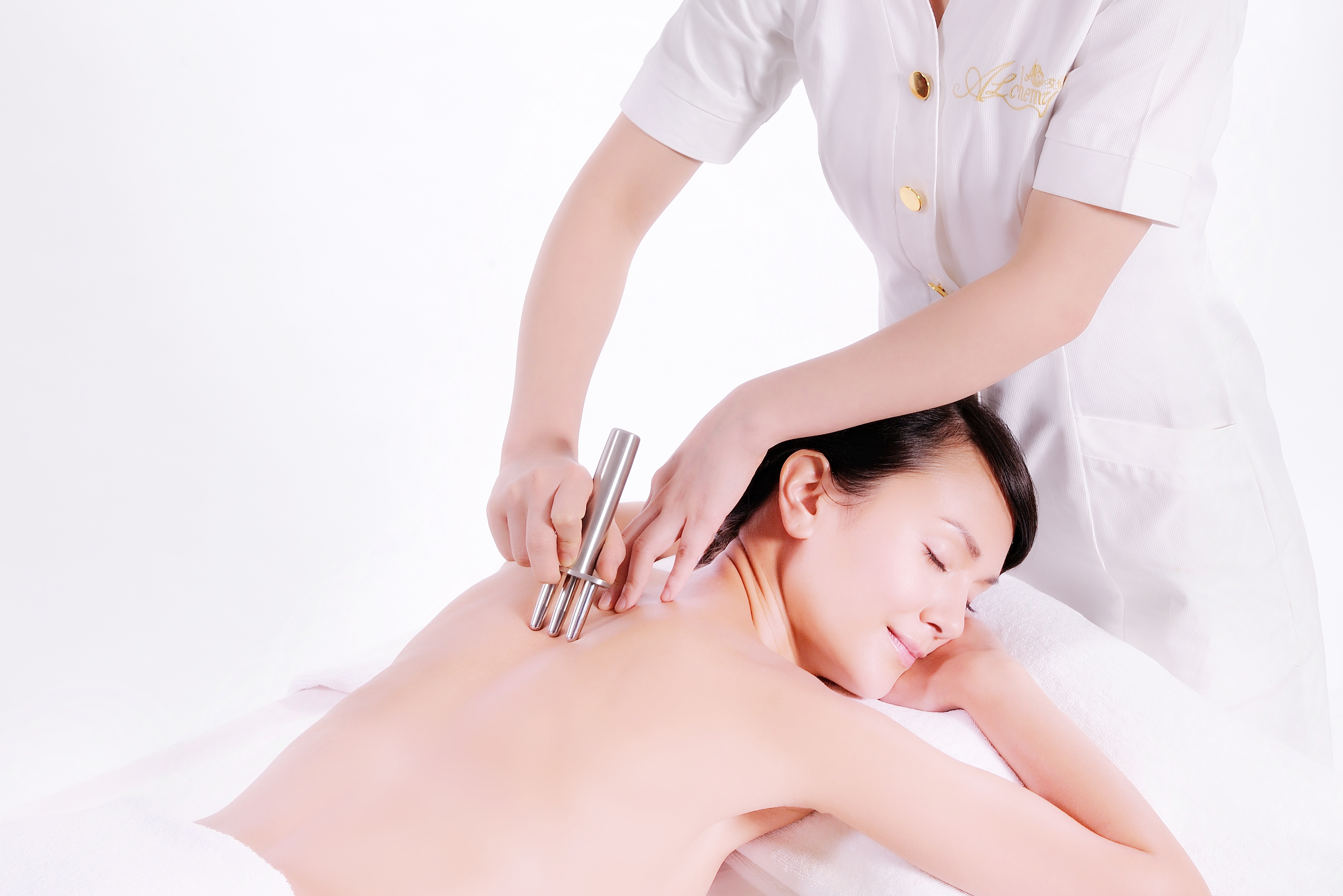 Body & SPA-Meridian & Acupuncture Point Body Massage ...